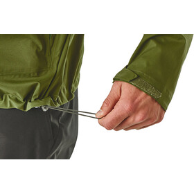 Patagonia M's Stretch Rainshadow Jacket Sprouted Green